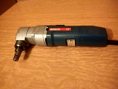 BOSCH 1529 NIBBLER SHEET METAL CUTTER 18 GAUGE 1.3mm 230v