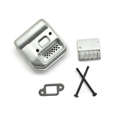 Replacement Parts MagiDeal Muffler and Bolts Gasket for