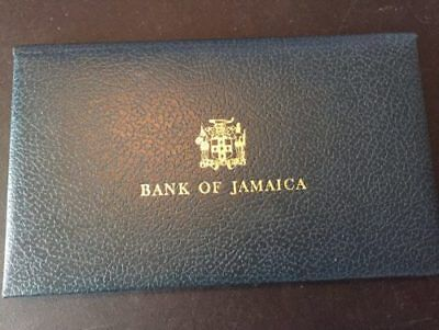 Bank of Jamaica Series of 1977 special issue banknote set