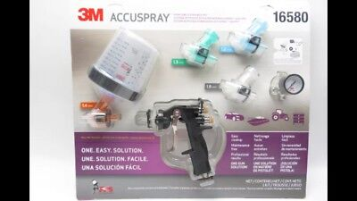 3M Accuspray Spray Gun System with PPS - 16580