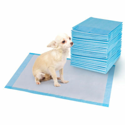 """50 pcs23.8"""" x 35.3"""" Puppy Pet Pads Dog Cat Wee Pee Piddle Pad training underpads"""