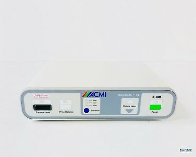ACMI MicroDigital IP 6.2 Camera Control Unit