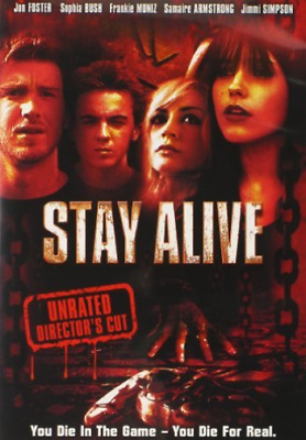 FOSTER,JON-Stay Alive DVD NUOVO