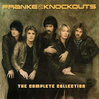 Franke & The Knockouts-Complete Collection (Original Recordings) Cd Neuf