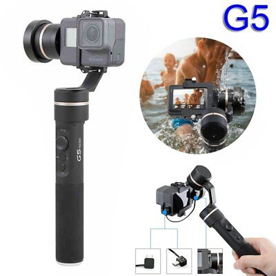 Feiyu Tech G5 3-Axis Handheld Gimbal Stabilizer For GoPro HERO 5 4 3+ 3 Camera