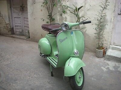 Vespa Scooter 150Cc Vbb Model 1966 With New Px 150Cc Engine Fully Restored