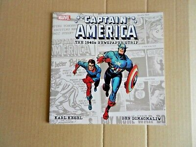 Captain America: the 1940s Newspaper Strip tpb (2010) [Marvel US]