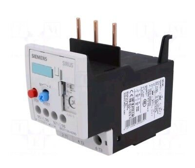 SIEMENS 3RU1136-4DB0 Overload Relay for mounting on Contactor 18-25A