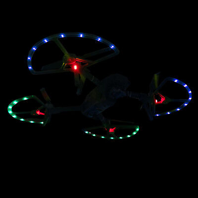 Colorful LED Lighting Props Guards with Landing Gears for DJI MAVIC 2 PRO/ZOOM