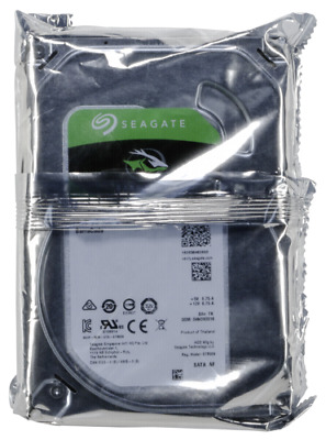 Seagate BarraCuda 3,5  HDD 500GB NEW