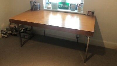 Mid Century Office Desk Possibly Herman Miller/George Nelson
