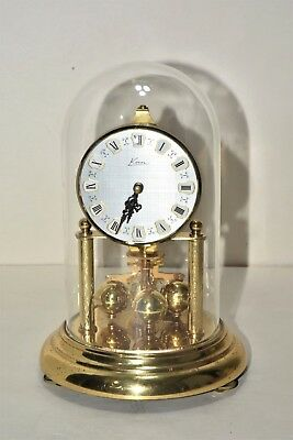 "Kern 8"" 400 Day Anniversary Clock Glass dome for repair"