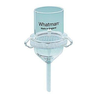 Whatman 1950-009 3 Piece Filter Funnel For Glass Microfiber Filter, 200Ml 90Mm