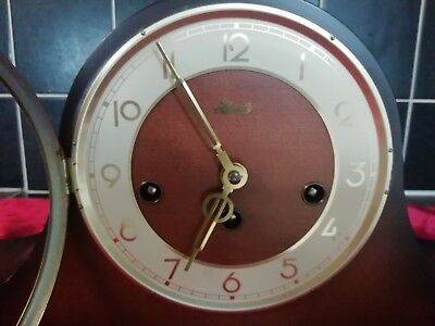 Franz Hermle Westminster Mantle Clock