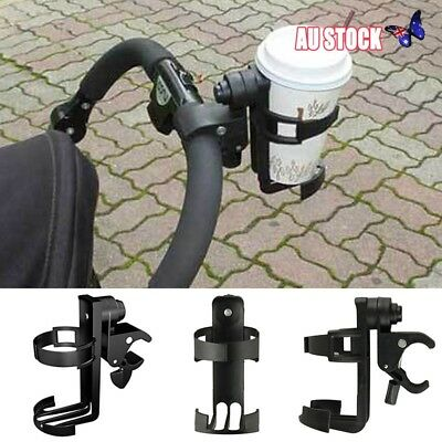 1x Universal Milk Bottle Cup Holder for Stroller Pushchair Buggy Pram Bicycle