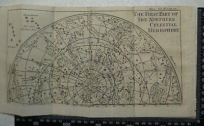1776 Pluche - Engravings of  Parts of the Northern Celestial Hemisphere (2)