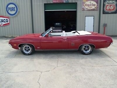 1970 Ford Torino GT Convertible 1970 Ford Torino GT Convertible 429 Engine Automatic New Vintage A/C Sharp Car