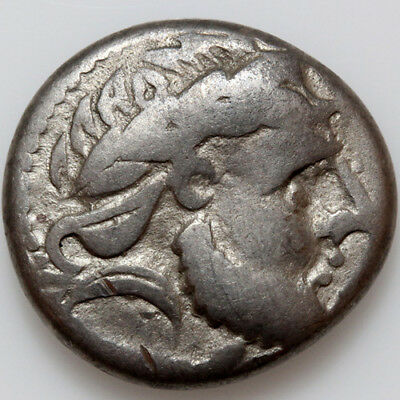 Celtic Coin Silver Tetradrachm Danubian Celts - Imittation Of Philip Ii