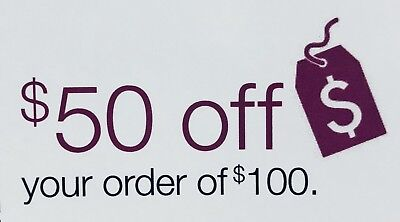 ➡️ QUILL.com ~ $50 OFF ENTIRE Online Order of $100 ~ SENT FAST! Exp. 12/31/18