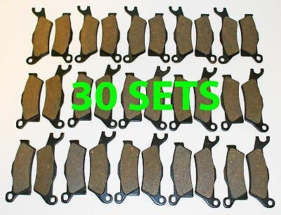 30 Sets 2012 2013 Can-Am Outlander 1000 XT Front and Rear Brakes Brake Pads