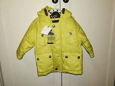 Next Baby Boy's Coat BNWT