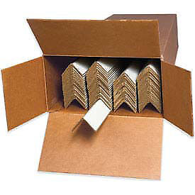 "2-1/2""x2-1/2""x30"" Edge Protector, 0.120 Thick, 105 Pack, Lot of 1"