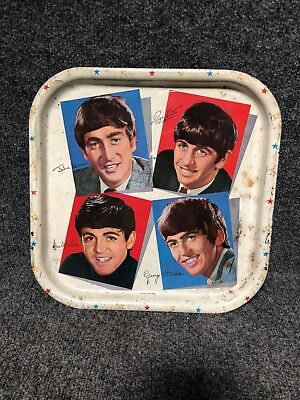 The Beatles TV Tray England