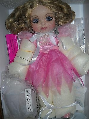 Marie Osmond ADORA BELLE Wizard of Oz GLINDA Doll  - 12 inches - RARE - NEW !!