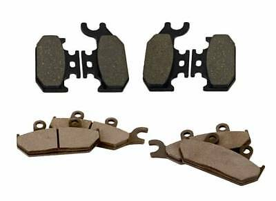 2015 Can-Am Commander Max 1000 DPS, LTD, XT Front & Rear Brake Pads