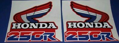 1986 Honda Atc 250R Decals Graphics Sticker  Atc250R 86 Fits 85 1985 Tank Shroud