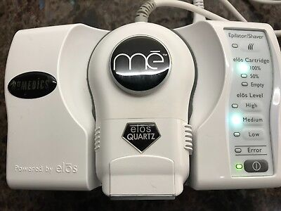 HoMedics Me Elos Professional Hair Removal System - Excellent Condition