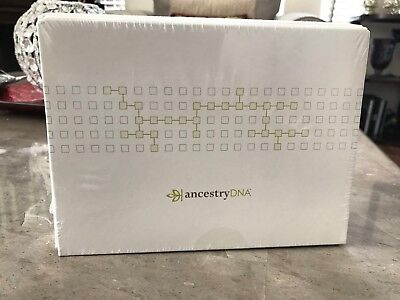 NEW AncestryDNA Genetic Testing DNA Ancestry Test Kit -  Great Christmas gift!
