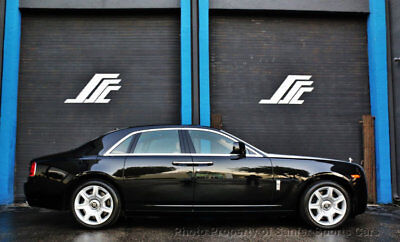 2011 Rolls-Royce Ghost 4dr Sedan 2011 Rolls Royce Ghost Satin Hood Theater Pack 144 Month Financing Accept Trades