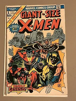 Giant Size X-Men #1 Marvel Comics VG+