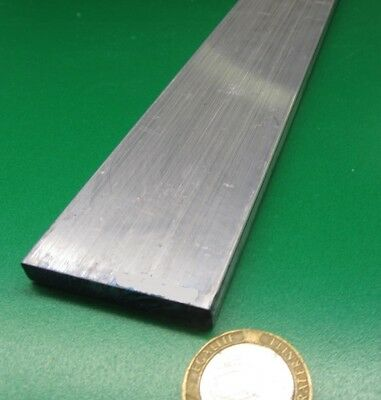 "6061 T651 Aluminum Bar, 1/4"" (.250"") Thick x 1 3/4"" Wide x 12"" Length, 4 pcs"