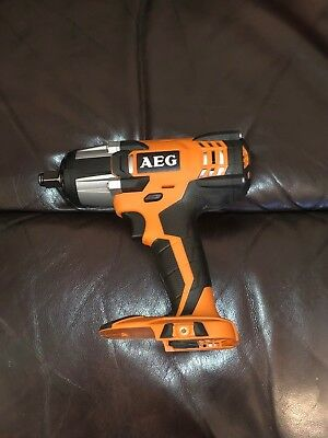 AEG BSS18C 12Z 18v Impact Wrench Lithium Ion Powered. Bare Unit!