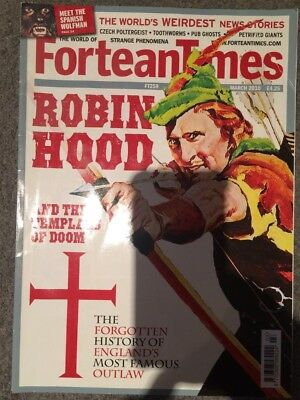 Fortean Times Issue FT259 March 2010