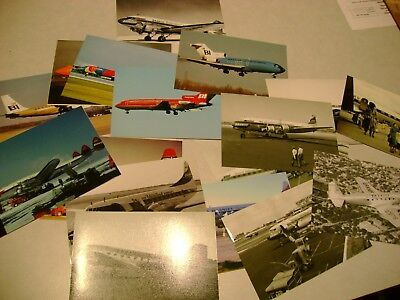 Braniff Airlines Photos Lot #2 (30)