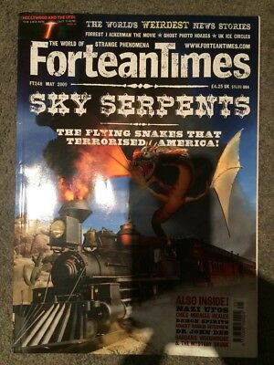 Fortean Times Magazine Issue 248 May 2009 Sky Serpents