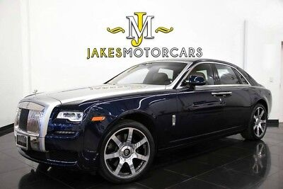 2016 Rolls-Royce Ghost ~$342,400 MSRP~STARLIGHT HEADLINER~EYE CATCHER PKG 2016 ROLLS-ROYCE GHOST~ $342,400 MSRP!~ STARLIGHT HEADLINER~SPECIAL ORDERED WOOD