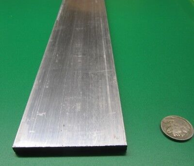 "6061 T651 Aluminum Bar, 1/4"" (.250"") Thick x 2 3/4"" Wide x 24"" Length"