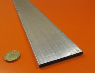"6061 T651 Aluminum Bar, 1/4"" (.250"") Thick x 2 3/4"" Wide x 12"" Length, 2 Units"