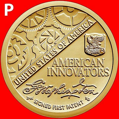 2018-P American Innovation Introductory Dollar Uncirculated Single Coin
