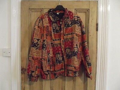 Vintage FUDA International Silk Jacket Supreme Norse Nike Adidas Christmas