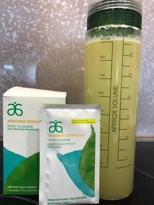 NEW! Arbonne Essentials Body Cleanse