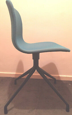 RETRO Vintage OFFICE DINING SWIVEL CHAIR mid century style NO KNOWN DESIGNER!!!