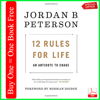 12 Rules for Life 2018 by Jordan B. Peterson (E-Book)