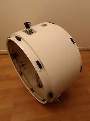 """ARBITER AUTOTUNE 22"""" X 14"""" Bass Drum Vintage Rare & Collectable from the 1970's"""