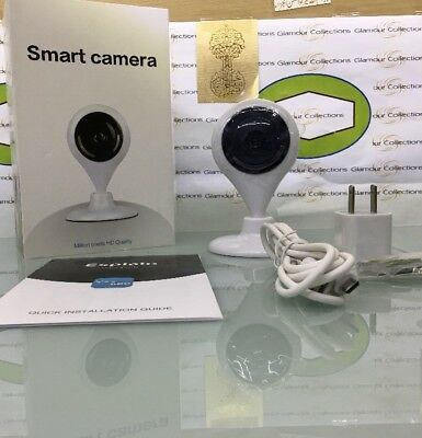 Too See 360 Smart Home 720p HD Camera - Wireless IP Security Surveillance