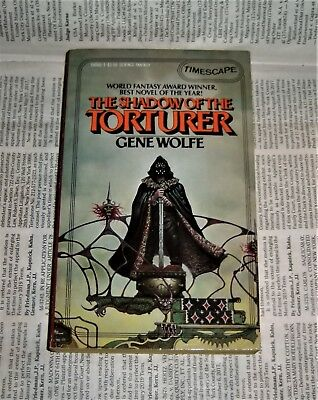 The Shadow of the Torturer Book of the New Sun Vol 1 Gene Wolfe PB 1st  Ed Book